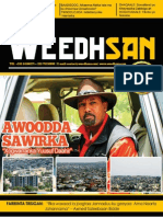 Issue 13 of Weedhsan Magazine Oct-Nov