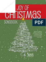 Joys of Christmas Songbook 2013