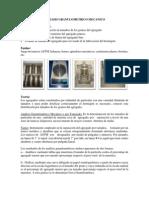 Informe Analisis Granulometrico Mecanico de Laboratorio de Materiales