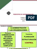 Principios 4.4 Control (2013)
