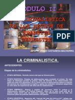 La Criminalistica en Los Hechos de Transito Terrestre