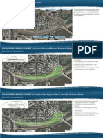 Southeast Boulevard Concept Details Display Boards