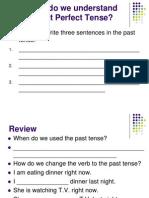 Lesson 2 Present Perfect Tense