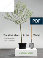 The Work of Art in the World by Doris Sommmer