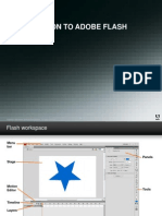 Introduction to Adobe Flash