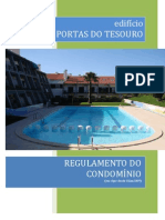 Regulamento Condominio Versao Final