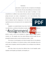 Social Problems/ Essay / Paper by AssignmentLab.com