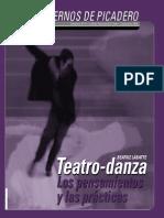 Lábatte, Teatro Danza, INT,cuaderno10
