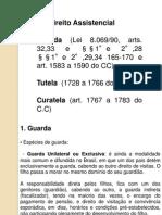 e - Direito Assistencial - Guarda - Tutela 5