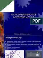 Aula 07 - microorganismos de interesse médico