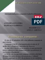 Antimir Alexandra , Hamunga Gabriela Lukoil