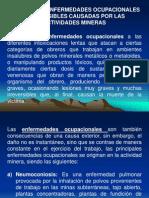 Enfermedades Ocupacionales en La Mineria Legislacion