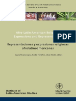 Afro-Latin American Religious Expressions and Representations