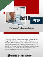 Jeff Bezos ejemplo de emprendimiento