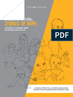 Stories of Stigma, Stories of Hope