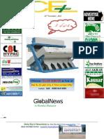 22nd November,2013 Daily Rice E-Newsletter(ORYZA News)