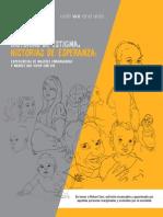 Historias de Estigma, Historias de Esperanza Experiencias de mujeres embarazadas y madres que viven con VIH