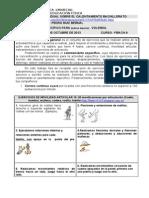 Ficha El Calentamiento Bachillerato- Pedro Ruiz Bernal.