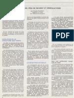 """Charles Pautrat Tarification, prix de revient et péréquations,  - Bulletin de l'IREST"""" n° 25, mars 1982PAUTRAT -"""