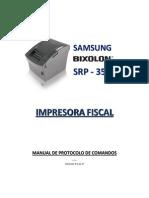 Comandos SRP350 (v-2.7)