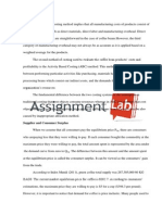 Allocating Methods/ Essay / Paper by AssignmentLab.com