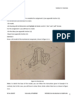 Solidworks Assignments