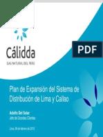 Calida Del Solar Energia Del Peru