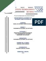 Glosario de Ingeniería de Software
