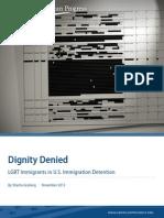 Dignity Denied