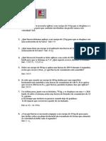Problemas Propuestos (3)