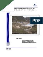 Estudio Hidrologico Hidrogeologico Deposito Relaves c Caudalosa1