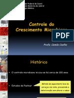 Controle Do Crescimento Microbiano