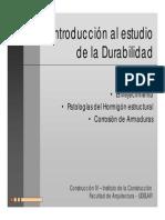 06A Produccin Del Hormign Durabilidad
