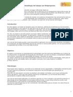 Metodología de trabajo con Miniproyectos