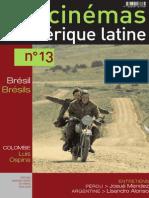 Cinemas Damerique Latine n13 2005