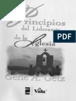 Getz - Principios - Parte 1