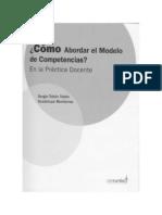 Cómo abordar el modelo de competencias
