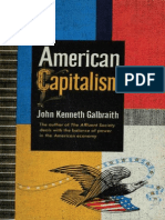 Kenneth Galbraith - American Capitalism