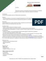 Capacitacion PHP - MySql