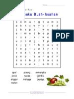 Mencari Kata Buah_Indo
