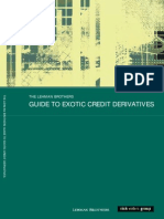 Lehman Exotic Credit Derivatives
