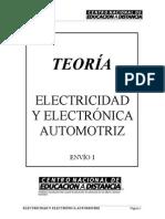 Curso Electricidad y Electrónica Automotriz 1