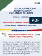 8.DISPOSITIVO DE ACCIÓN SOCIAL Y PREVENTIVA(1)