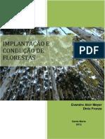 Implantação e condução de florestas