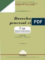 Salgado, Ali Joaquin - Derecho Procesal Civil . Metodo de Casos