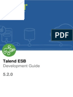 Talend ESB Development UG 520 En