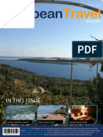 European Travel Magazine - Issue 2 - November 2013