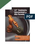 14 Seminário Internacional de Alta Tecnologia