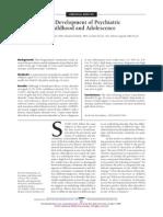 Class 5_prevalence Psychiatric Disorders Child Adol_costello