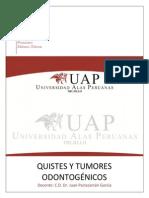 68578562 Informe 3 Quistes y Tumores Odontogenicos